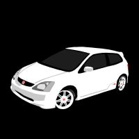 Civic Type R Vector by LeBohemien