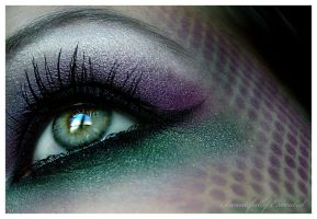 Dotted world by BeautifullyExecuted