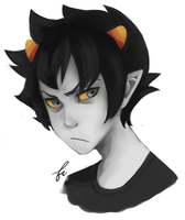 Karkat by Anarkeru