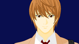 light yagami by naruka14