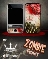 Zombie Feast 4 Iphone by corArze