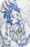ACEO #2 by Chickenzaur
