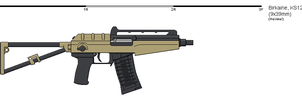 KS12 Carbine by VoughtVindicator
