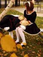 Hetalia - Autum Days by penragonwebsite