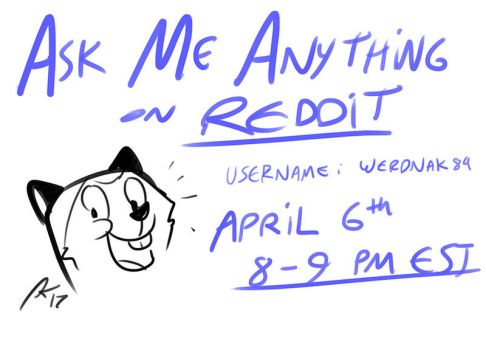 Reddit Q and A April 6th 2017 by andrewk