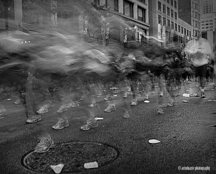 Chicago Marathon 5 by artoduarte