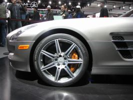 Mercedes-Benz SLS AMG -7 by Big-D-pictures