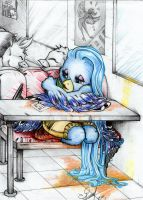 She just wanted someone to love by MagicianEpicArtist