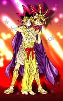 Youre Mine Yugi by loonylucifer