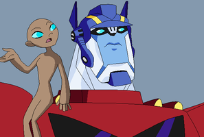 Optimus and OC base 02 by Raygirlbases