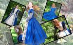 Elizabethan Gown by Trystle