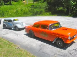 Gassers by absoluteandrew