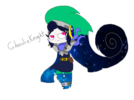 Fusion Thingy Thing Thing by depressionghoul