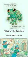 Tales of the Paddock I. by FamiliarOddlings