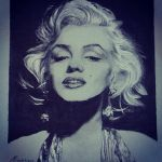 Marilyn Monroe by Portraits-By-AS