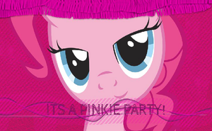 ITS A PINKIE PARTY by ImTooYoungToBeHere