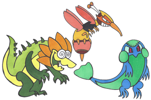 Starters by Rizatch