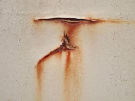 Cracks and rust by Limited-Vision-Stock