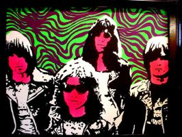 The Ramones 4189 by chrispjones