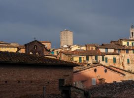 Further west. Sienna. Italy by jennystokes