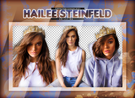 Hailee Steinfeld - Pack Png #O5 by TheNightingale01