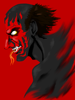 Insidious: RAGE by Cageyshick05