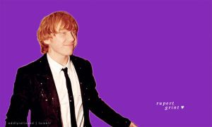 Rupert Grint by extraordi-mary