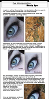 Eye Manipulation- Rusty eye by nessa022