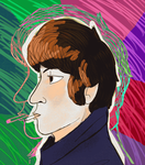 [GIF] Paul seeing everything by KabouterPollewop