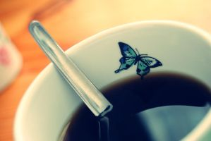 Coffee-fly by goon117