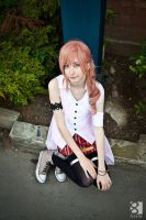 Serah Farron . by cyberlight