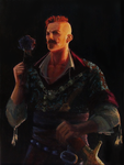 Portrait of Olgierd von Everic by MechaFISHMechanics