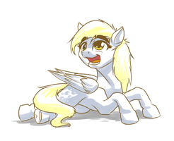Derpy Hooves by MykeGreywolf