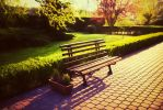 Bench by Trajan-pro