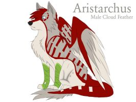 Aristarchus-Male Cloud Feather by maniacalmarie16