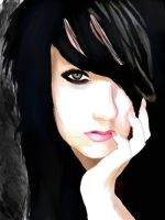 Emo girl by BrownEyedGirl22