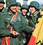 Blue Division - Spanish Army at service of Hitler by dlink97
