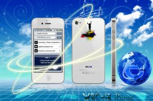 WECOM iPhone by rajjib