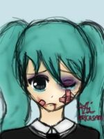 Rolling Girl by Hatsune Miku by Animefangirl68