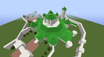 Zeldanime Hyrule Castle Complete. (Somewhat.) by GallifreyanArtist