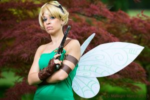 Steampunk Tinkerbell #6 by TwiSearcher85