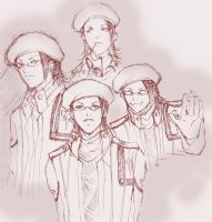 DGM-Komui Sketches by Uruhara