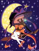 Night~Witch by NutmegLovePeppermint