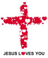 Jesus Loves you by christians