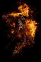 Man Of Fire by 25clad35