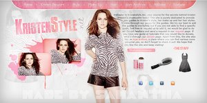 KristenStyle.net by CrimsonHeartx