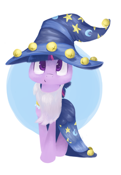 twilight the bearded by mapony240