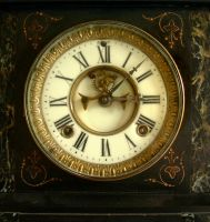 Clock Face by tia-stock