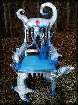 'Sitting Idol' Project The Ice Prince by justanotherartfreak