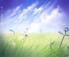 anchor field by Arnelica